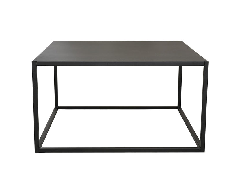 SQUARE COFFEE TABLE 'IRON' - Coffee Tables - SCAPA HOME - SCAPA HOME OFFICIAL