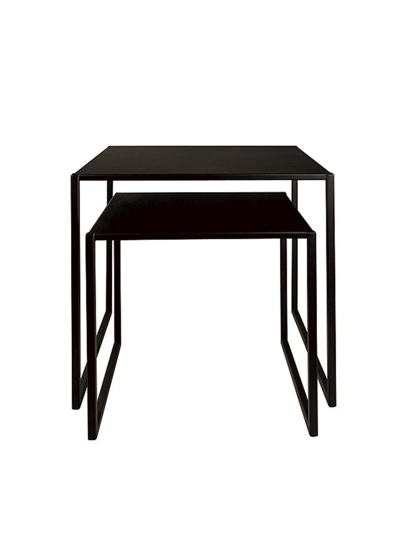 SIDE TABLE SET 'IRON' - Side Tables - SCAPA HOME - SCAPA HOME OFFICIAL