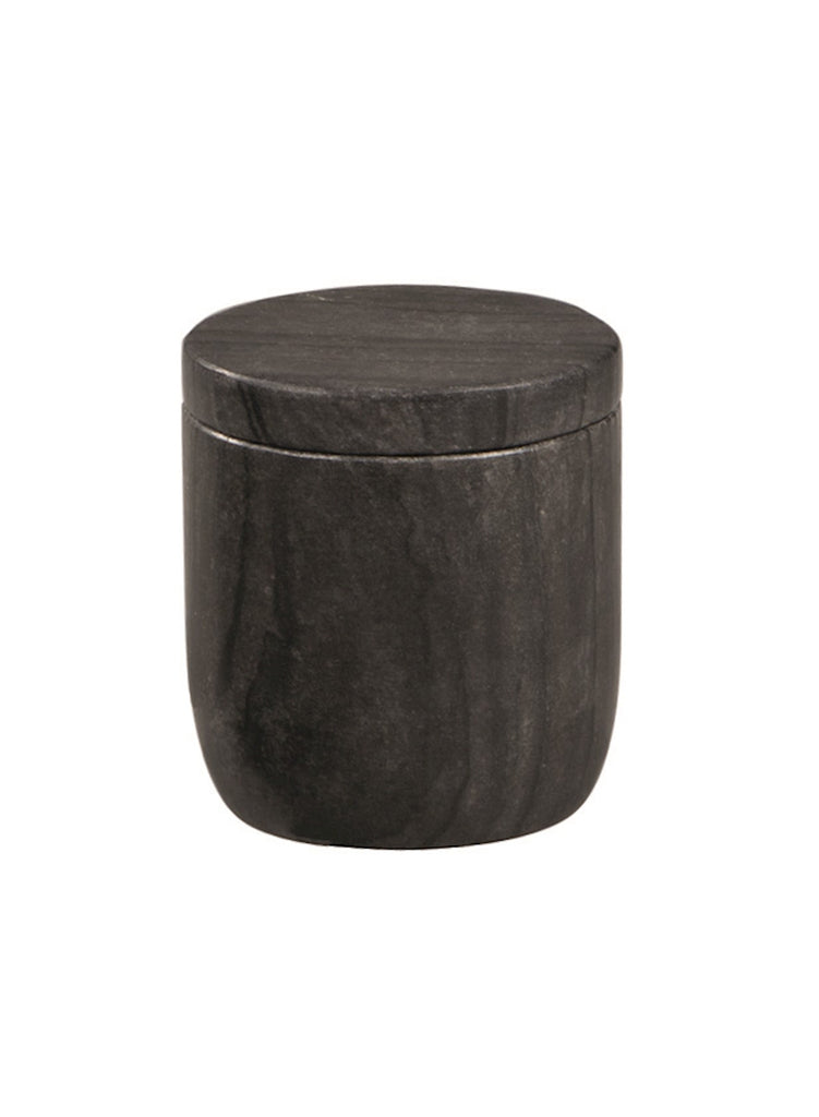 BOX WITH LID 'MARBLE' - Bath Accessories - SCAPA HOME - SCAPA HOME OFFICIAL