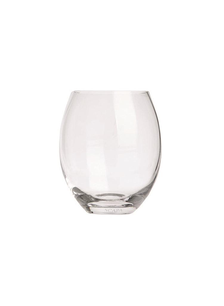 WATER GLASSES 'BUBBLE' ( 6 x ) - Drinkware - SCAPA HOME - SCAPA HOME OFFICIAL