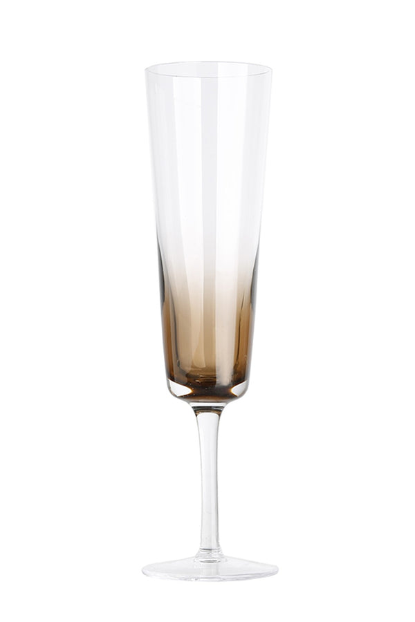 CHAMPAGNE FLUTES 'SPLASH' ( 6 x ) - Drinkware - SCAPA HOME - SCAPA HOME OFFICIAL