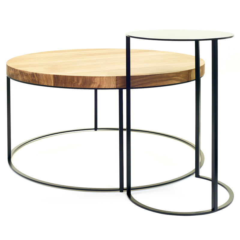 ROUND SIDE TABLE 'RAD' - Side Tables - SCAPA HOME - SCAPA HOME OFFICIAL