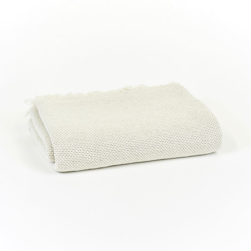 BATH TOWEL 'HONEYCOMB' - Bath Linen - SCAPA HOME - SCAPA HOME OFFICIAL