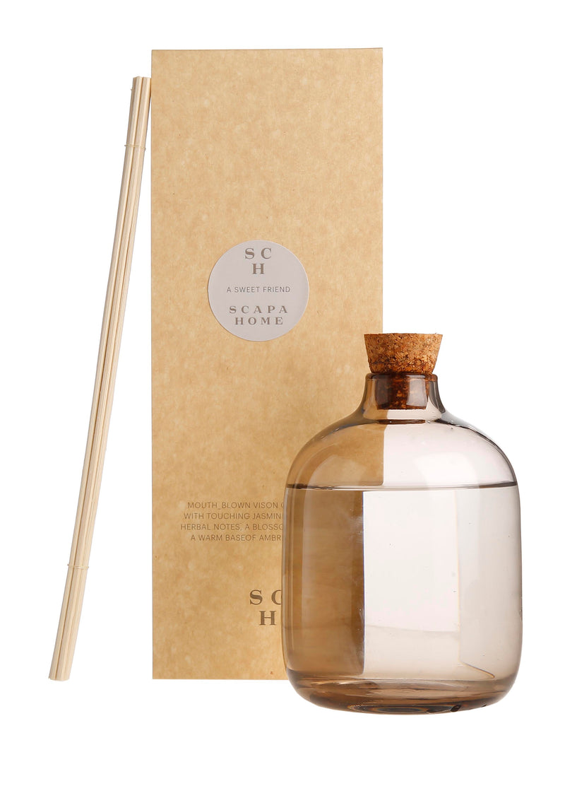 ROOM DIFFUSER 'MOOD' - A SWEET FRIEND - Sences & Candles - SCAPA HOME - SCAPA HOME OFFICIAL