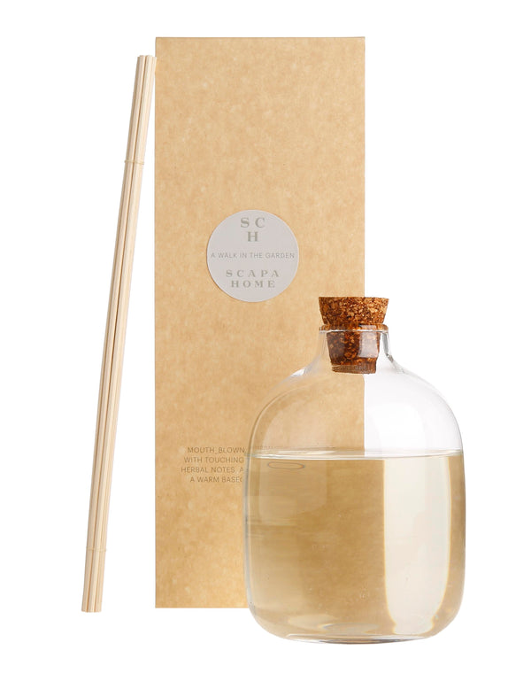 ROOM DIFFUSER 'MOOD' - A WALK IN THE GARDEN - Sences & Candles - SCAPA HOME - SCAPA HOME OFFICIAL