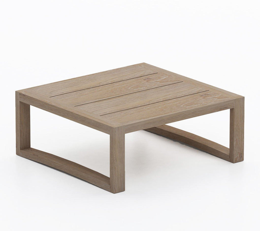 OUTDOOR LOW TABLE 'ALBA' - Low Tables - SCAPA HOME - SCAPA HOME OFFICIAL