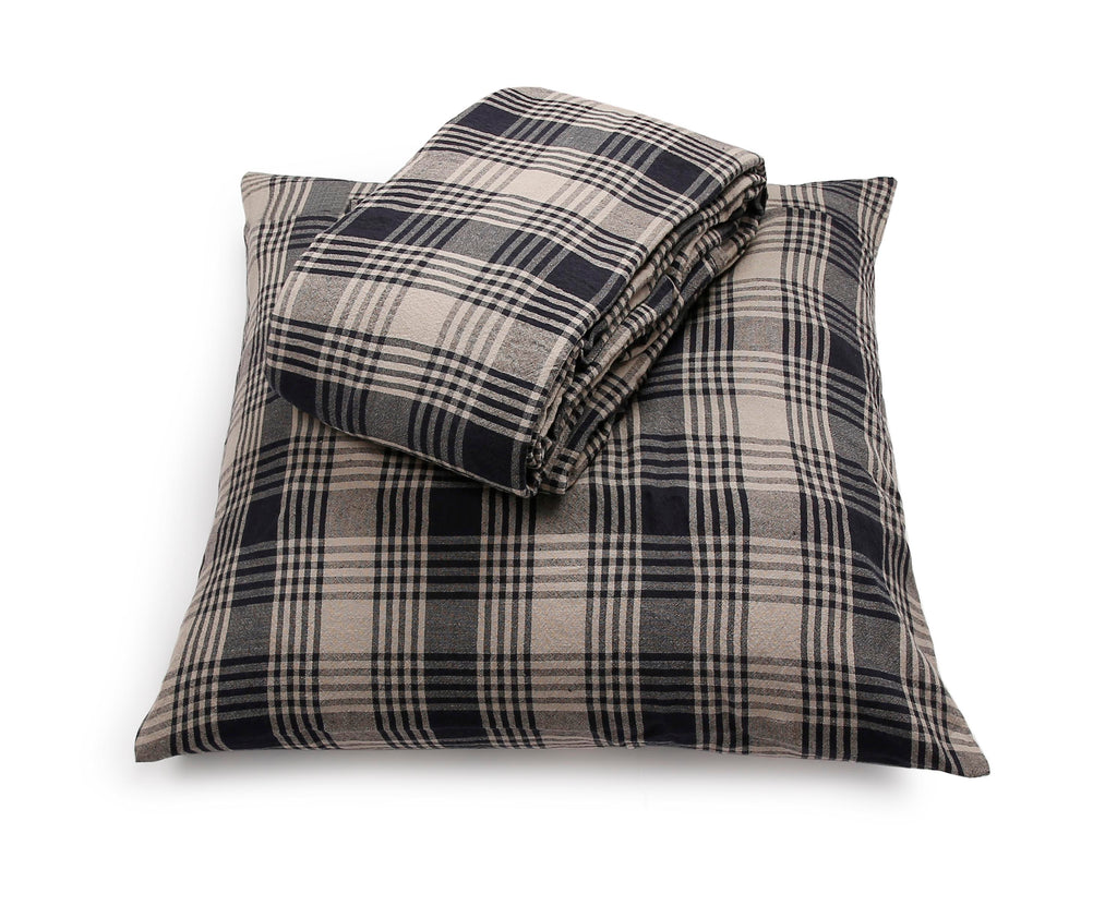 DUVET COVER & PILLOWCASE 'DEAN' - Bed Linen - SCAPA HOME - SCAPA HOME OFFICIAL