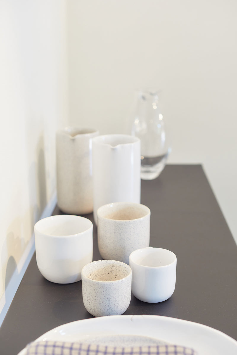 COFFEE CUPS 'PENEDA' ( 4x ) - Dinnerware - SCAPA HOME - SCAPA HOME OFFICIAL