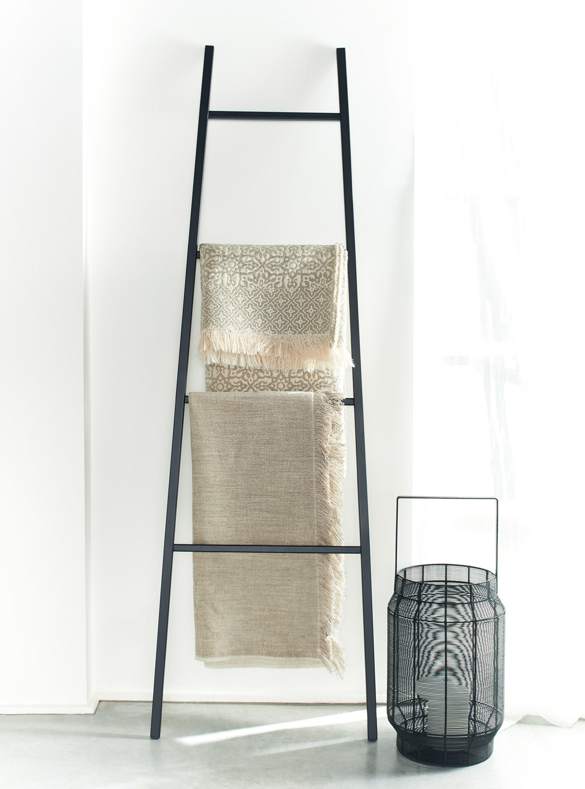 LADDER 'IRON' - Ladders - SCAPA HOME - SCAPA HOME OFFICIAL