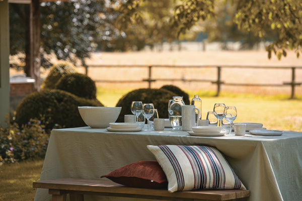 TABLECLOTH 'BALE' - Table Linen - SCAPA HOME - SCAPA HOME OFFICIAL