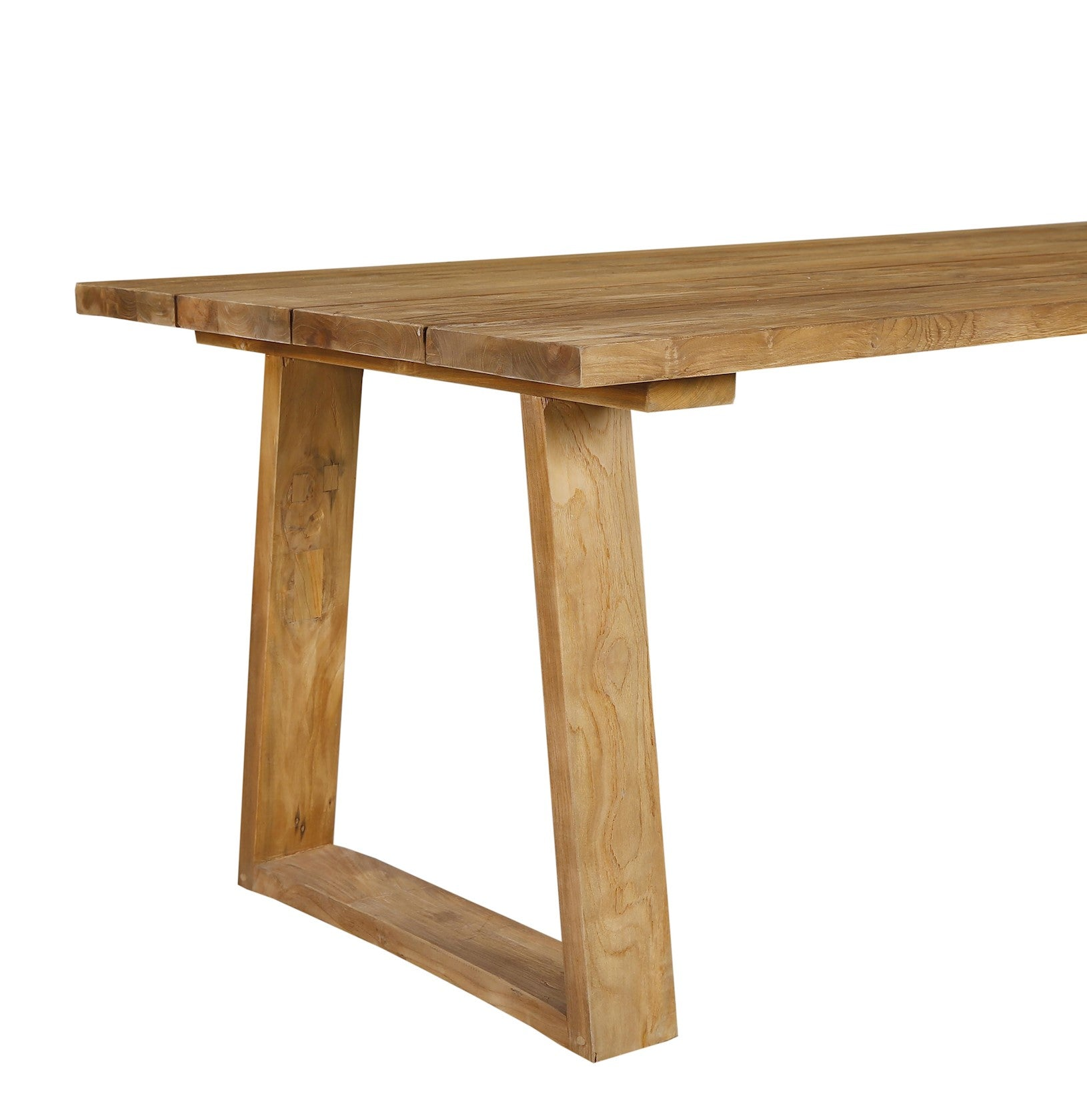 OUTDOOR DINING TABLE 'ALBA' - Dining Tables - SCAPA HOME - SCAPA HOME OFFICIAL