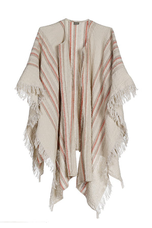 Open image in slideshow, PONCHO 'ARGENTINA' - Robes & Sleepwear - SCAPA HOME - SCAPA HOME OFFICIAL