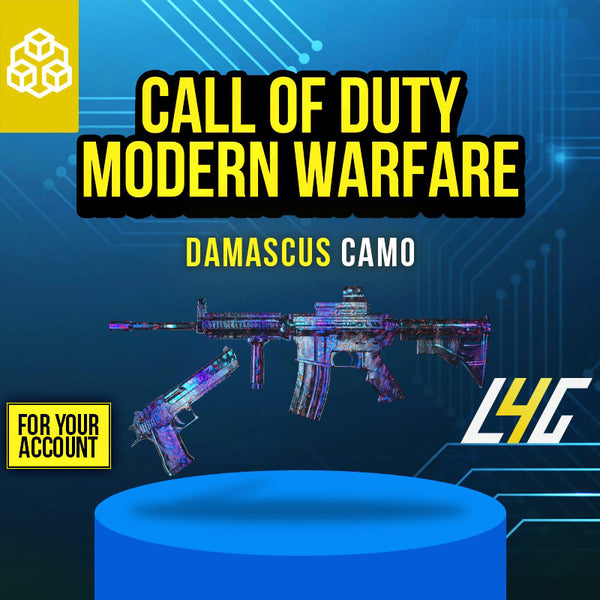 Cod Warzone Mw Damascus Pack Loot4games Us