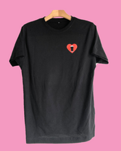 Load image into Gallery viewer, LOVE PINTS T-Shirt Black
