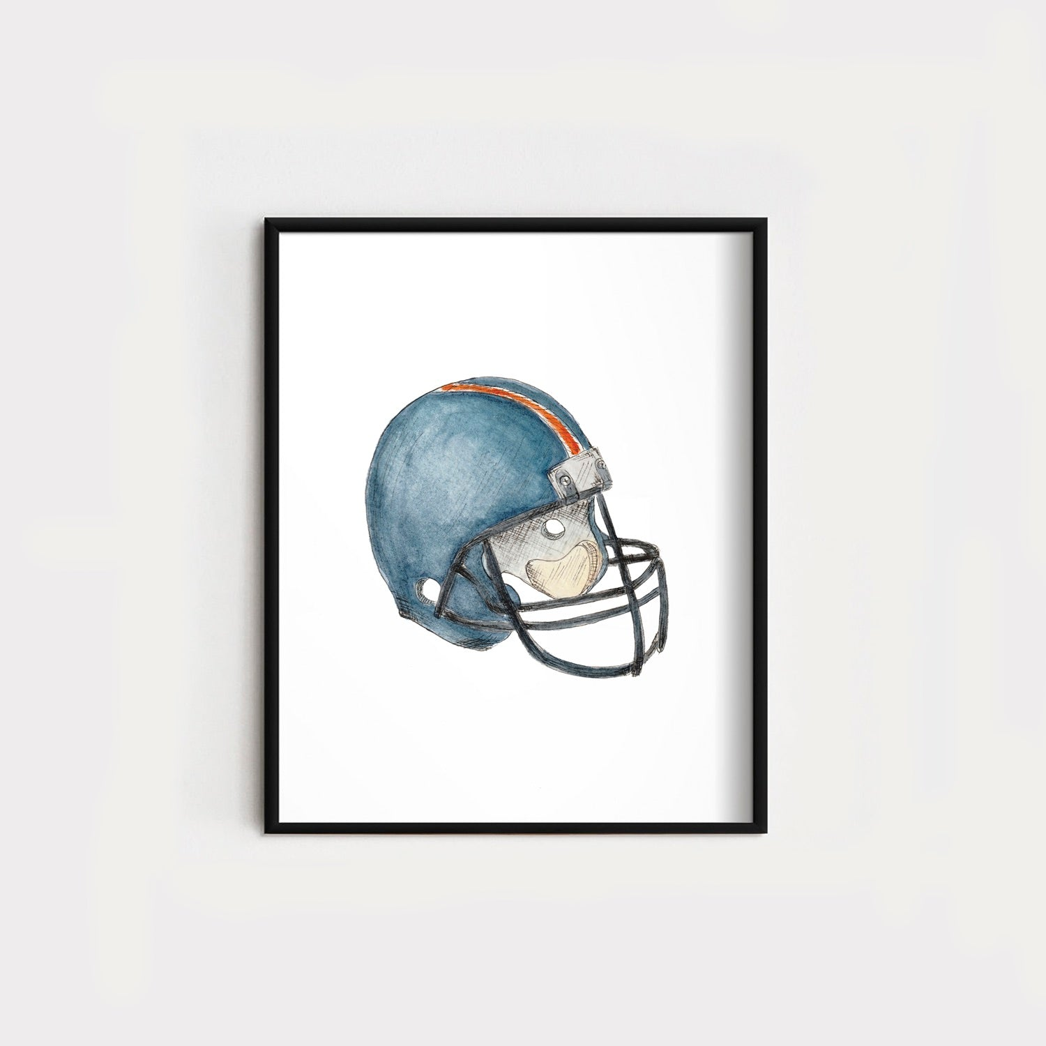 Football Helmet Original