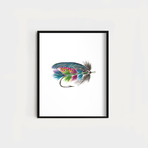 Fishing | Rainbow Fly