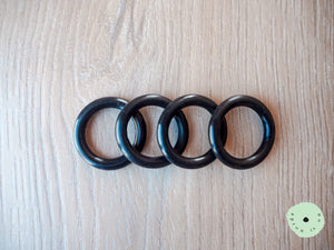 Extra O-Rings for Highchair Footrest (4 pcs)