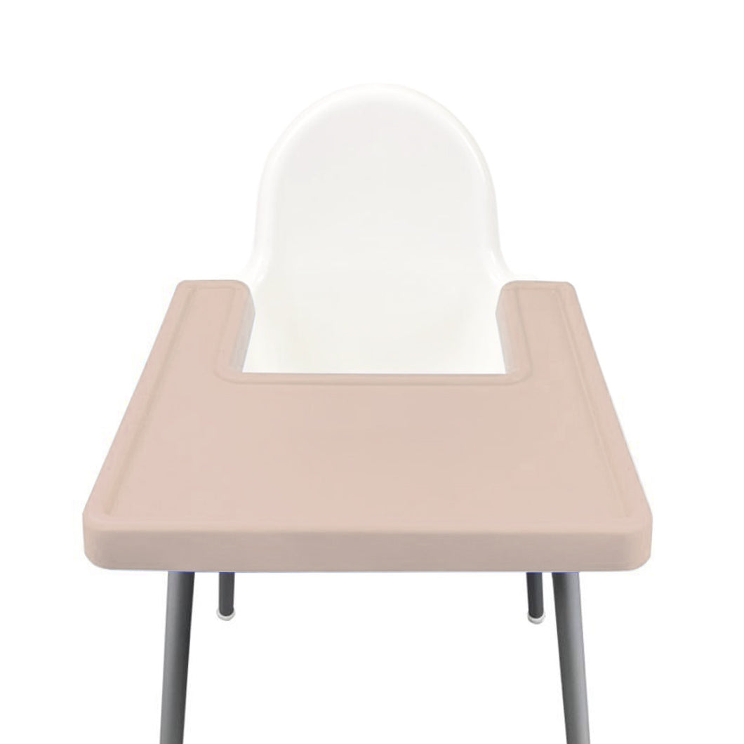 BARLEY Highchair Coverall Silicone Placemat 2.0 | IKEA Antilop Mats High Chair Place Mat