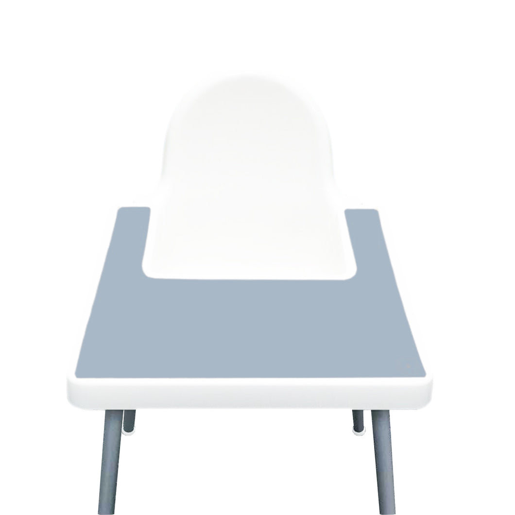 ETHER Highchair Silicone Placemat | IKEA Antilop Mats High Chair Place Mat