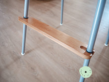 Load image into Gallery viewer, Adjustable Highchair Footrest for IKEA Antilop High Chair