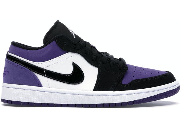Load image into Gallery viewer, Jordan 1 Low Court Purple