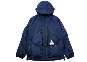 Palace Ballistic Jacket Ink Blue