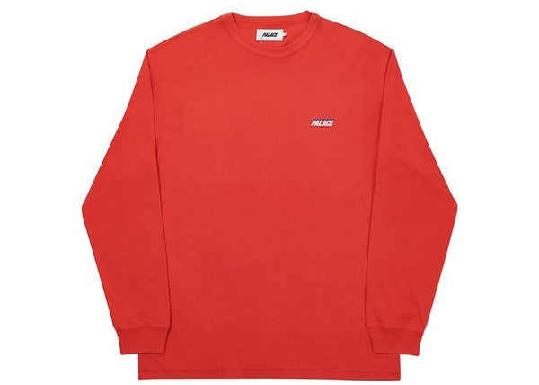 Load image into Gallery viewer, Palace Basically A Longsleeve Washed Red