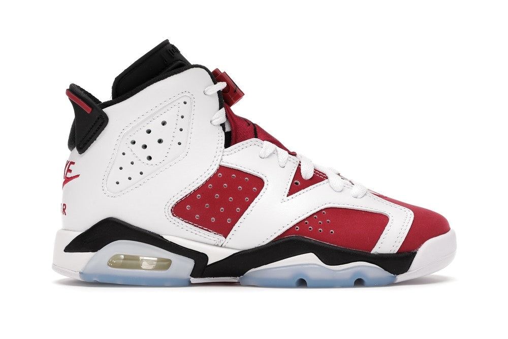 Load image into Gallery viewer, Jordan 6 Retro Carmine 2021 (GS)