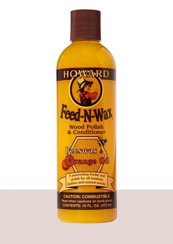 Acondicionador de Madera Cera de Abeja Naranja Howard 236 ml Howard