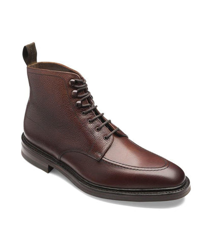 Anglesey<br> Oxblood grain<br> Ancho: F  / Goma Loake