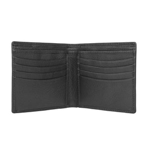 Billetera Dents Leather Billfold RFID Negro Dent´s