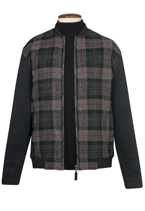 Chaqueta Reno College Casual Black Brook Taverner