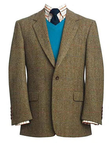 Chaqueta Tweed Stromay Brook Taverner