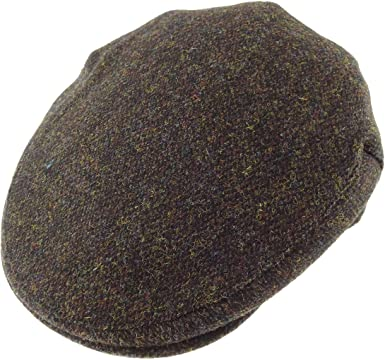 Gorro Harris Tweed One Size Elasticado Glen Appin
