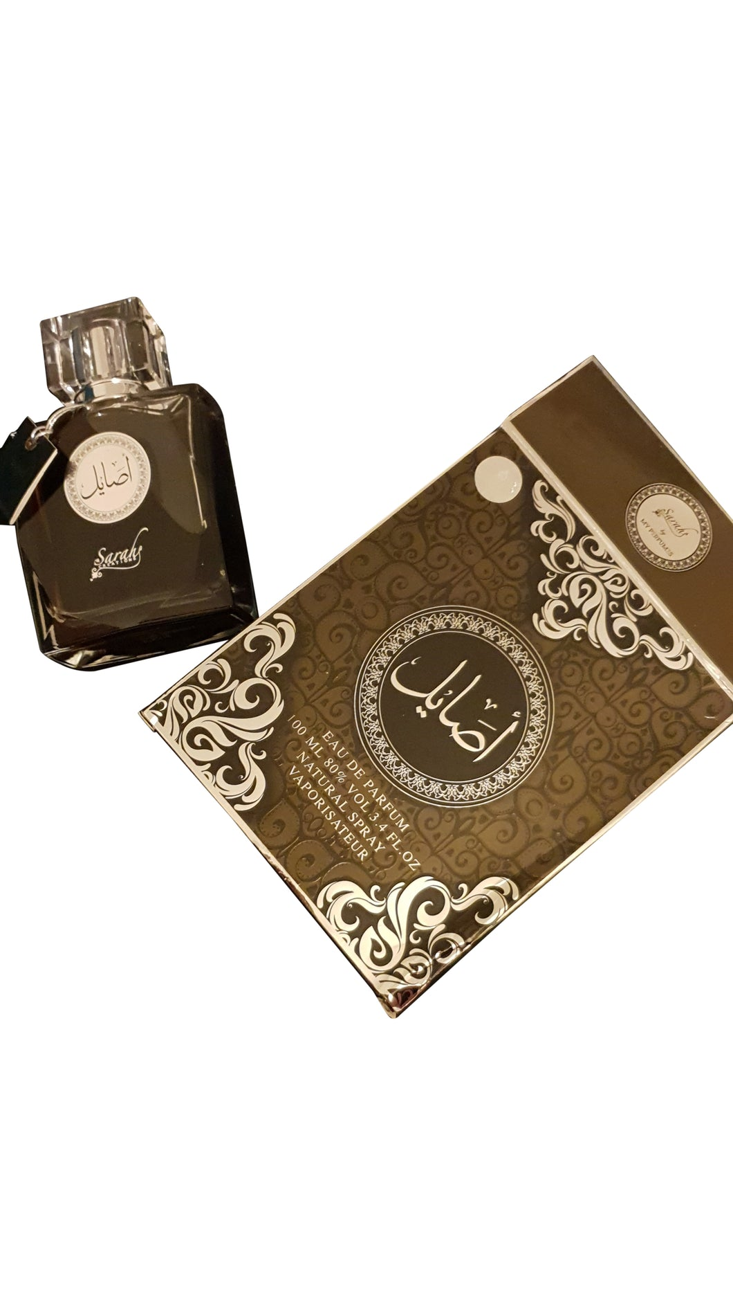 ASAYEL EDP PERFUME BY SARAH'S CREATIONS