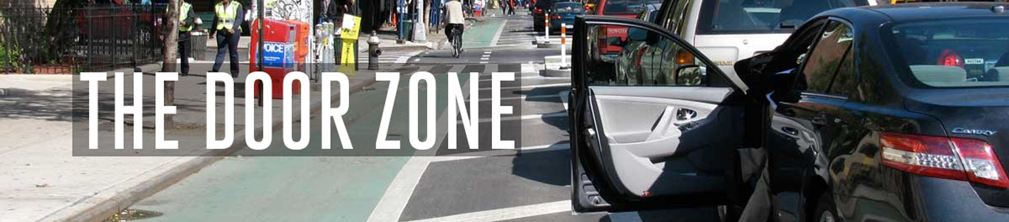 Traffic school the door zone pure cycles for Door zone module