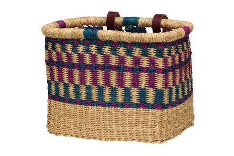 Square Shaped Asungtaba Bike Basket