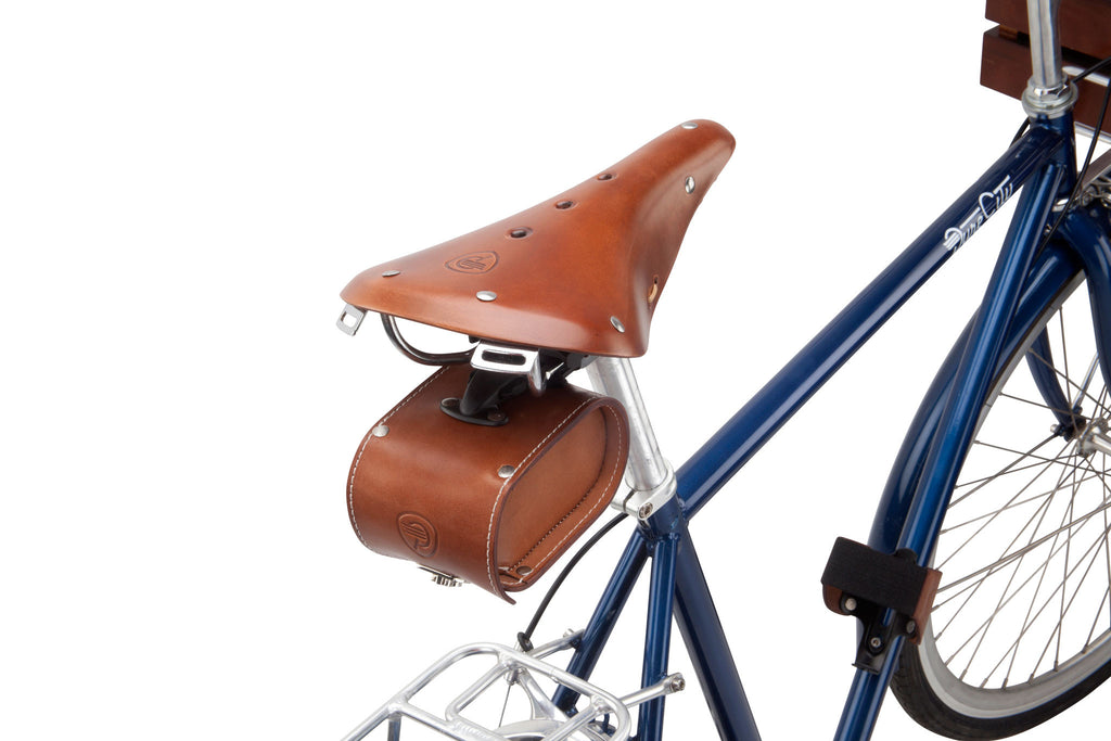 Pure City Vintage Leather Saddle