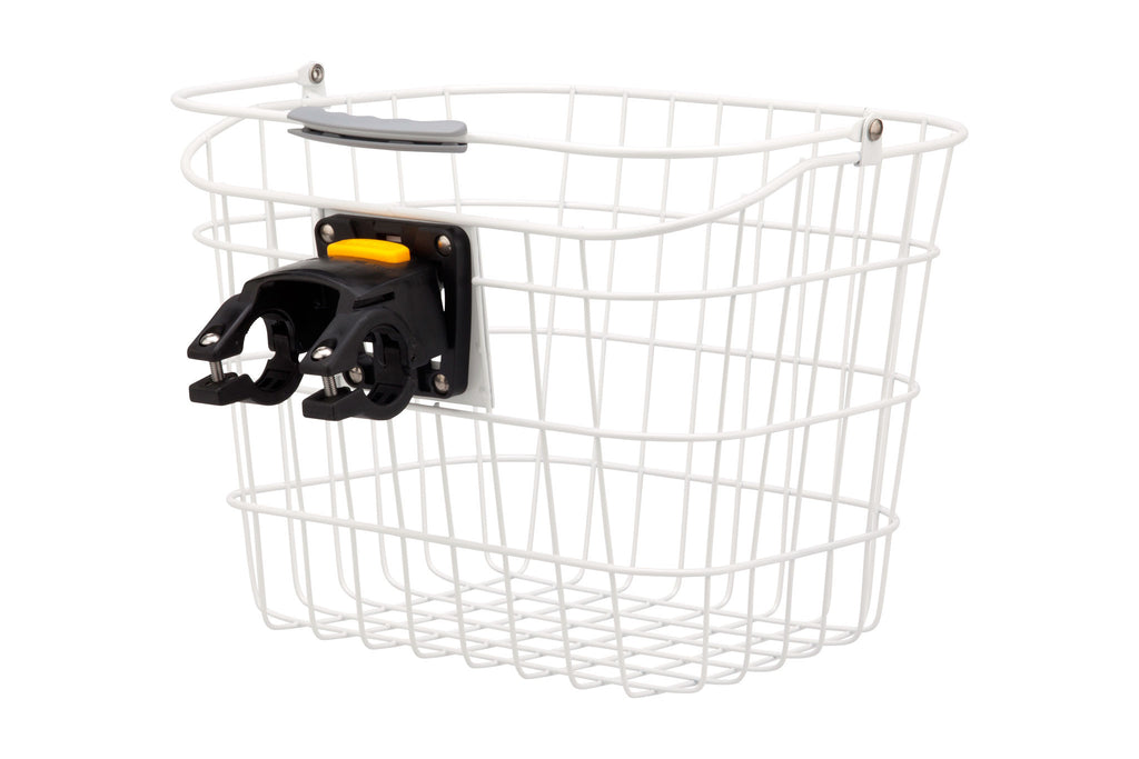Pure City Front Mesh Basket