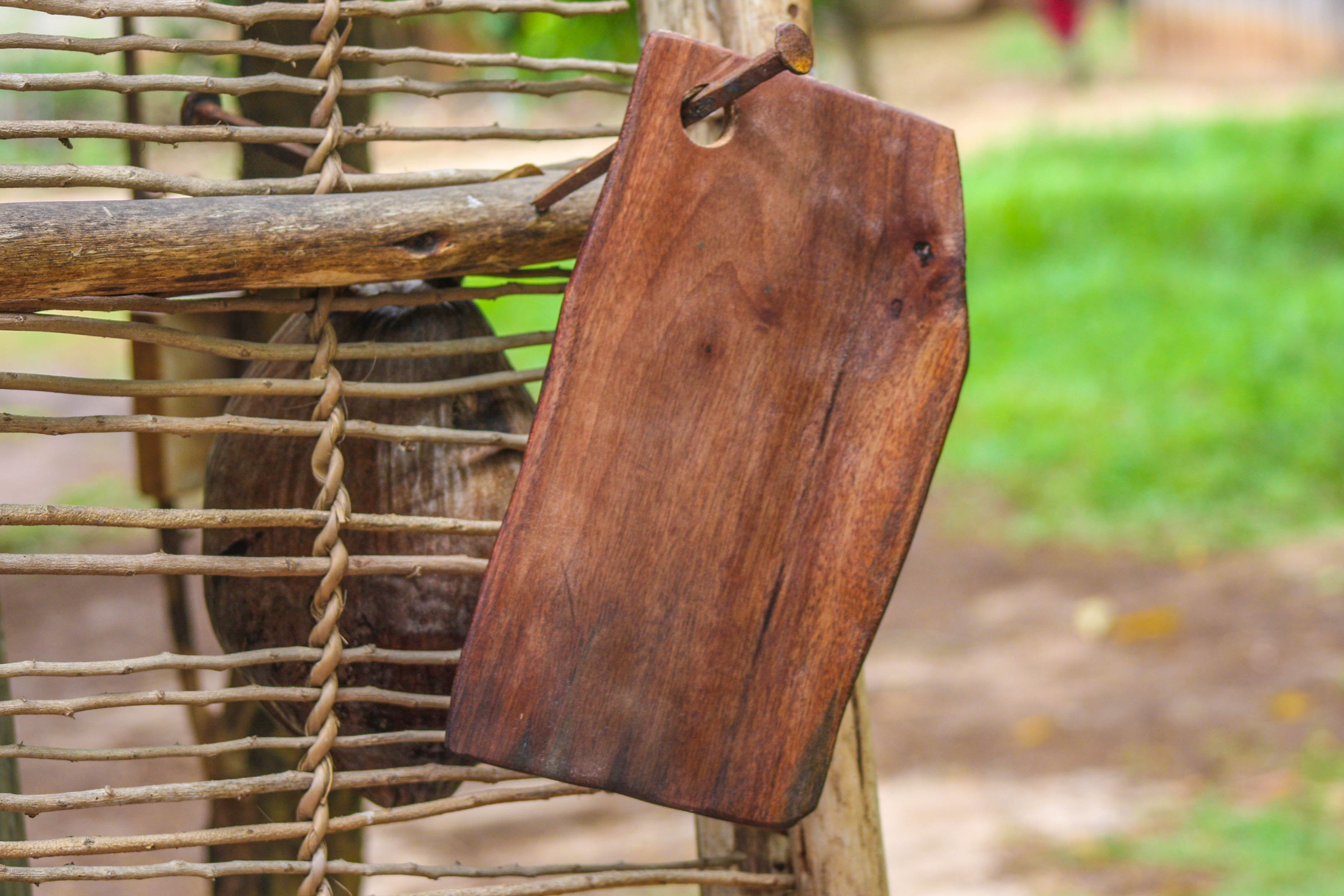Dhow Wood Cheese Board