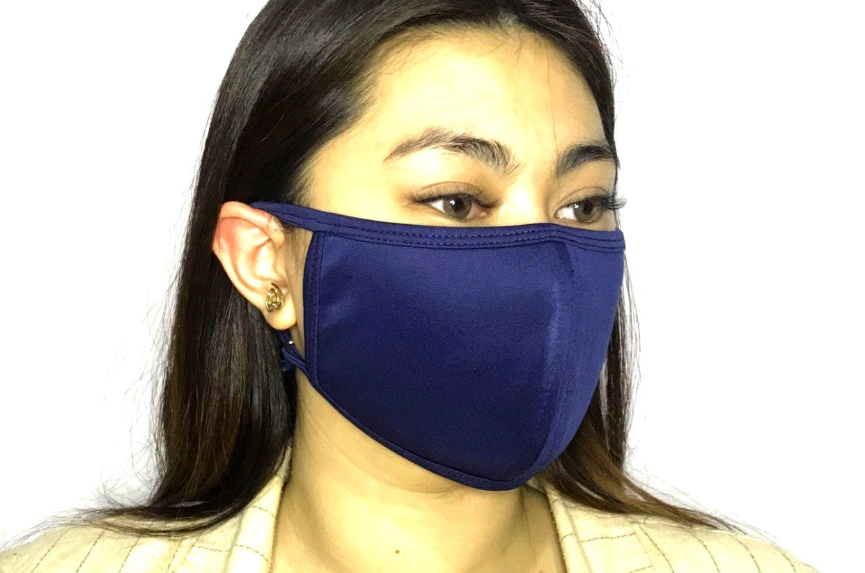 3 Pack The Elysian Fashionable and Reusable Face Masks