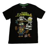 Polo Zombie Infection Manga Corta Niño - 2x S/35.00