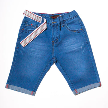 Bermuda Denim Stretch Niño - 2x S/65.00