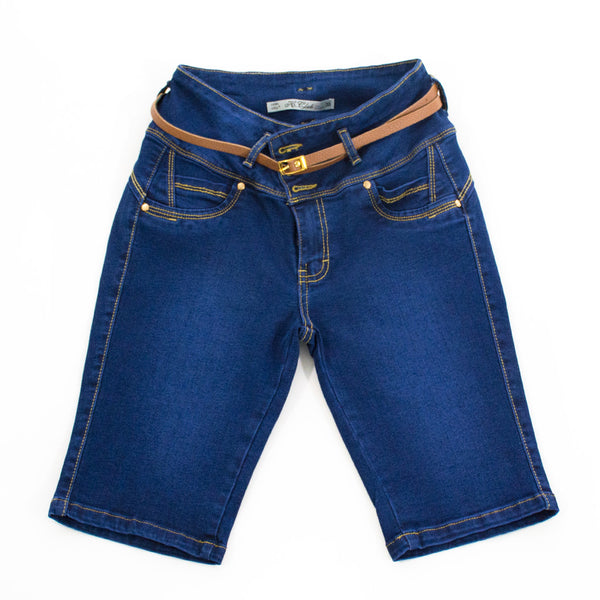 Torero H Club Denim Stretch Mujer - 2x S/80.00