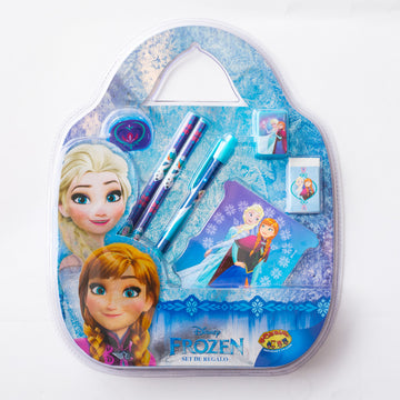 Set Cartera Frozen Niña / 2do a 90% menos