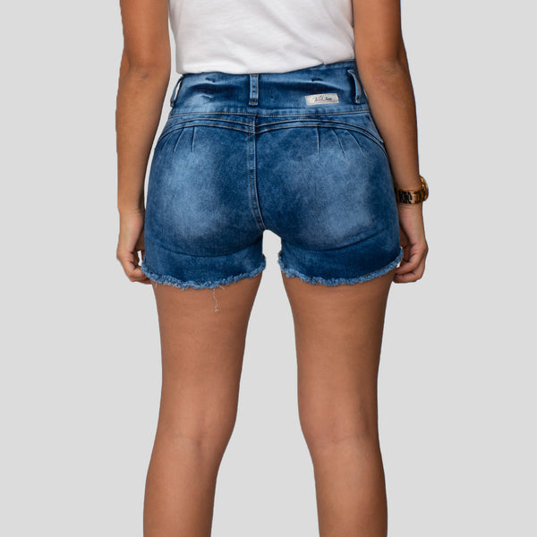 Short Denim Stretch Mujer