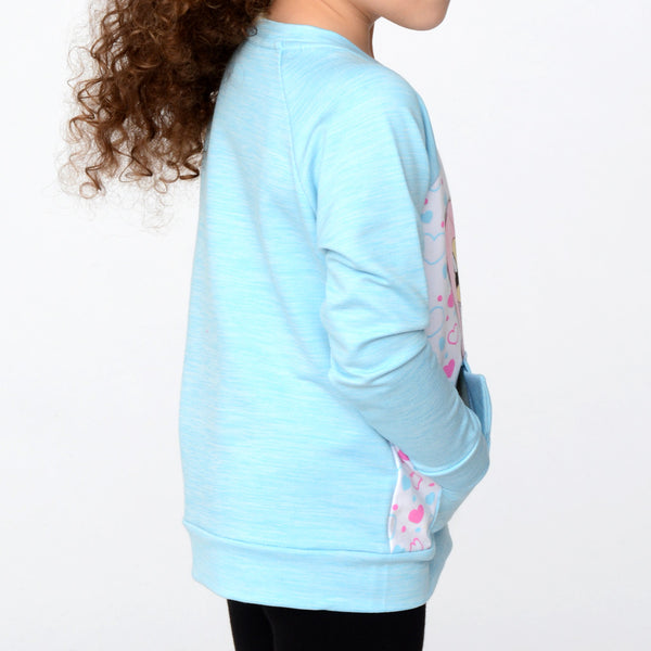 Polera My Little Pony French Terry Niña
