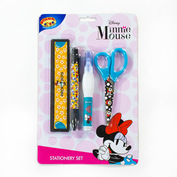 Set Minnie Mouse Niña