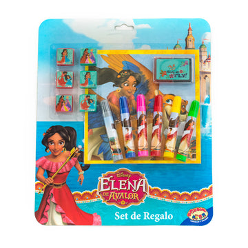 Set Libreta Elena de Avalor Niña