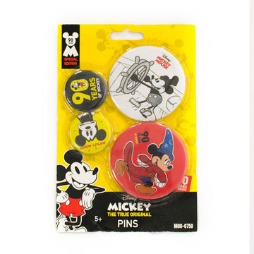 Set de Pins Mickey Niño